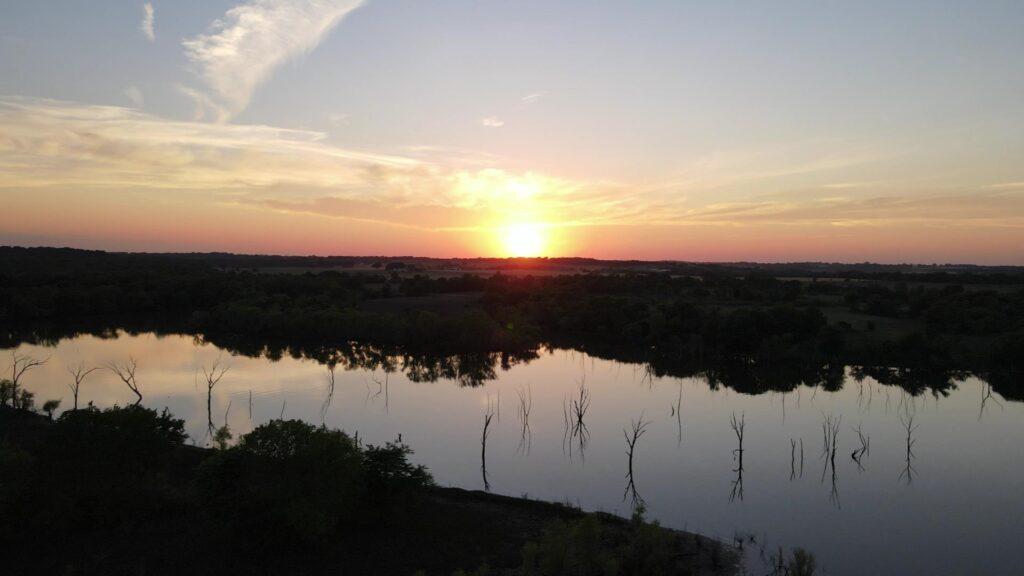 Hillsdale State Park Sunset